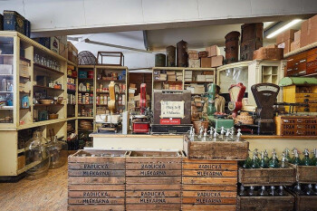 Trade, establishments, services