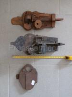 forged locks