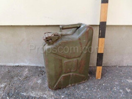 Military canister
