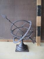 Sundial cast iron