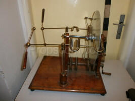 Old technical device