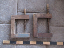 joiner's clamps