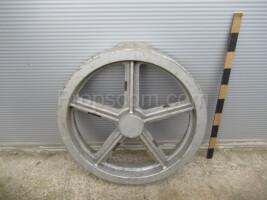 Industrial bow wheel
