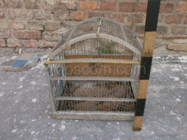 Wire cage XLI.