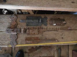 forged latches