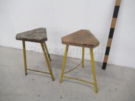Triangular chairs