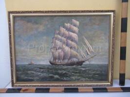 image of a sailboat at sea