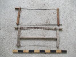 Joiner's frame saws