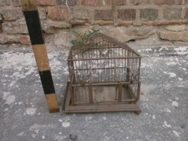 Wire cage XLII.
