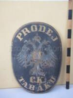 Banner Tobacco Austria Hungary