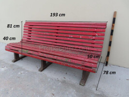 Station benches