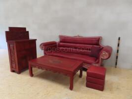Complete furniture set