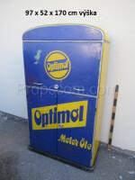 Oil storage cabinet