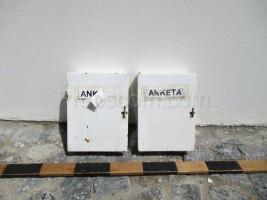 Survey boxes