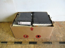 Box of files (waste paper)