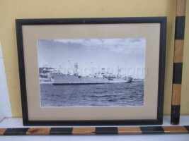 image of a battleship