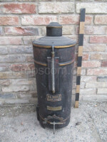 Rudolf oil tank