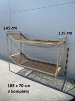 Baby bunk bed