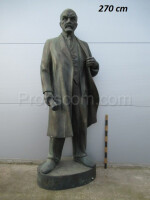 statue of Vladimir Ilyich Lenin