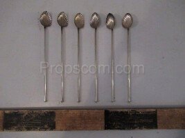 Silver spoons long