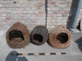 pupae - laying nests