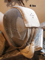 Fencing helmet